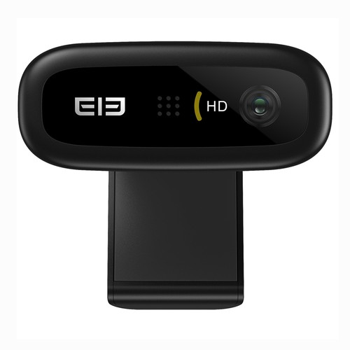 Elephone Ecam X 1080P HD Webcam 5 0 MegaPixels Black 904666 . w500
