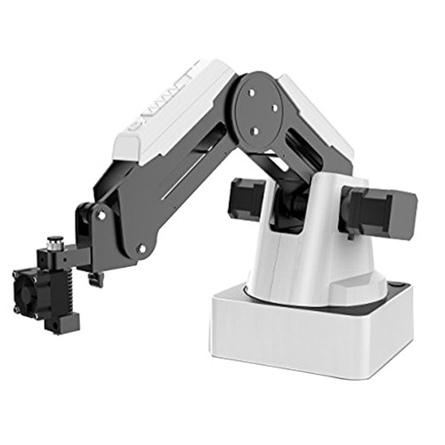 DOBOT Magician Lightweight Intelligent Training Robotic Arm All In One STEAM Education Platform for Secondary Development 3D Printing Laser Engraving Writing & Drawing Graphical Programming Handhold Teaching - Basic Plan
