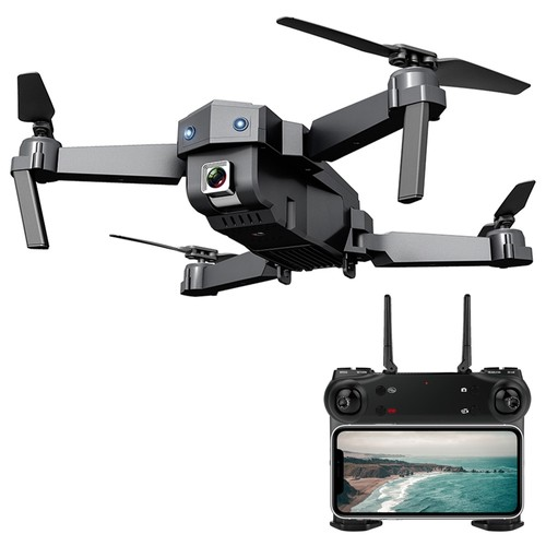 ZLL SG107 4K Optical Flow Foldable Drone With Switchable Dual Cameras 50X Zoom RC Quadcopter RTF - 4K Optical Flow with Bag