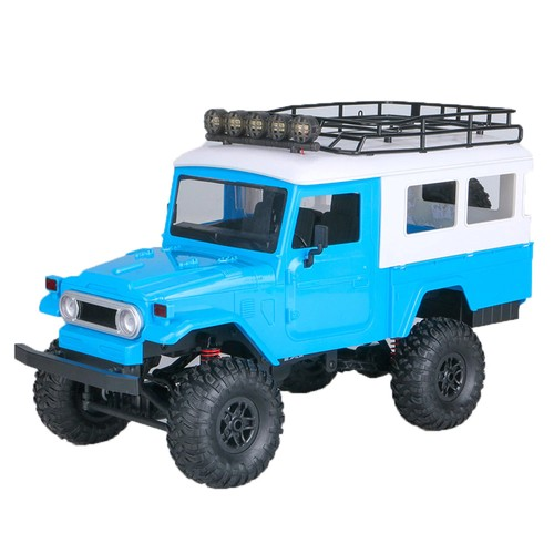 MN Model MN-40 1/12 2.4G 4WD Climbing Off-road Vehicle RC Car RTR - Blue