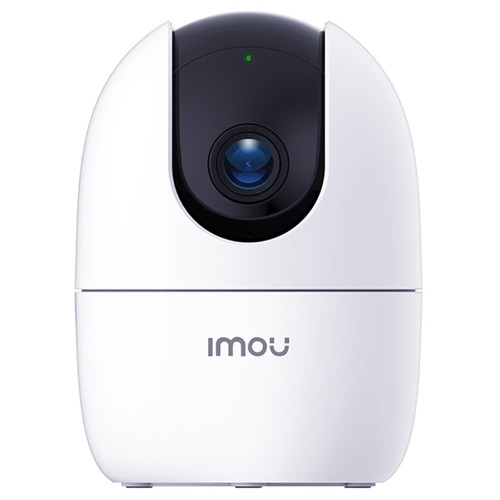 Dahua IMOU Ranger 2 IPC-A22EP Wireless WiFi Camera 1080P HD Night Vision Human Detection Built-in Siren Two-way Talk Home Company Security Monitor - White