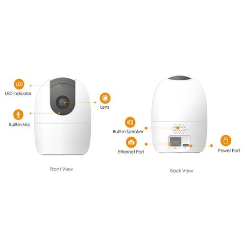 Câmara Wifi Dahua IMOU Ranger 2 IPC-A22EP1080P
