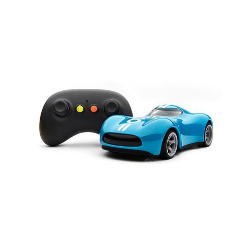 Xiaomi Youpin 2.4G Remote Control ABS Anti-collision 100min Running Time Sports RC Car - Blue