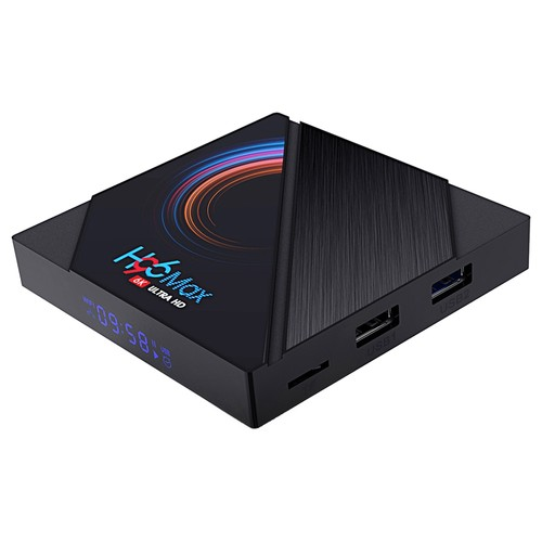 H96 MAX H616 4GB_32GB Android 10 TV Box Android 10.0 Allwinner H616 2.4G 5.8G WiFi 100Mbps LAN bluetooth