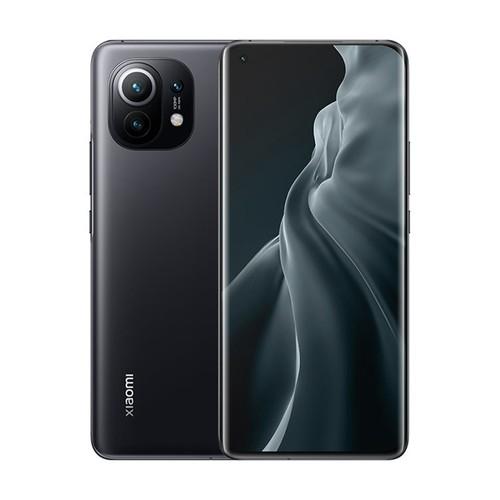 Xiaomi Mi 11 CN Version 6.81 Inch 5G Smartphone Snapdragon 888 8GB RAM 128GB 108MP Camera 4600mAh MIUI 12 - Black
