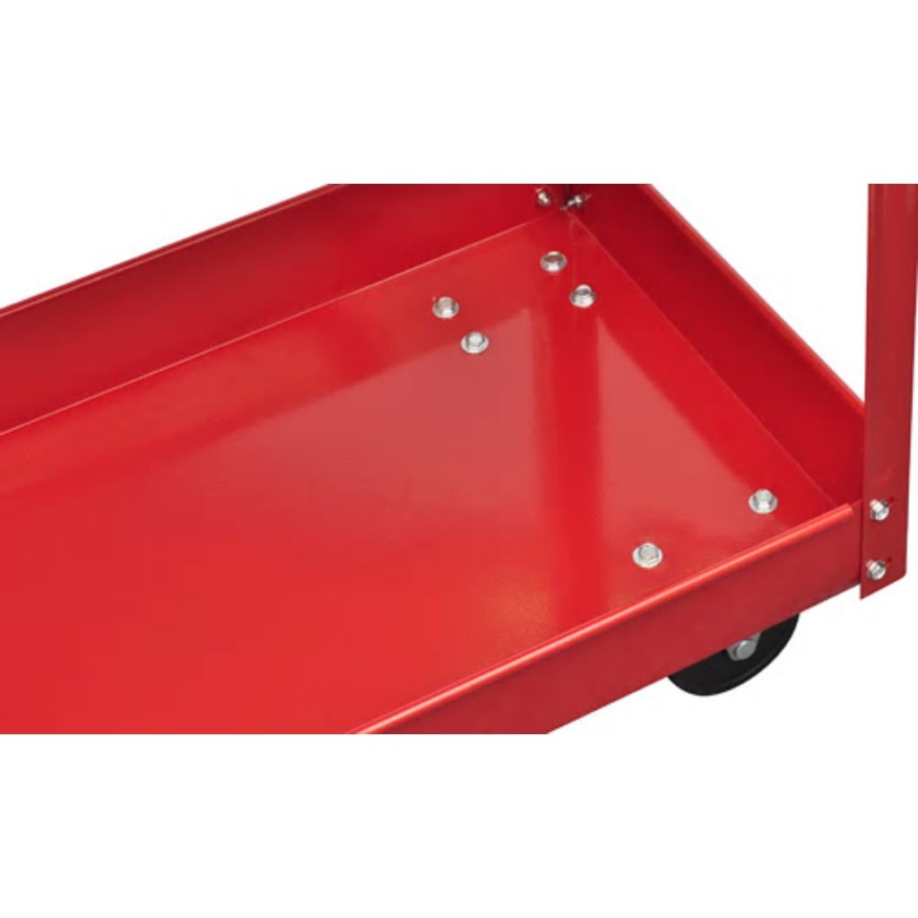 Workshop Tool Trolley 100 kg Red