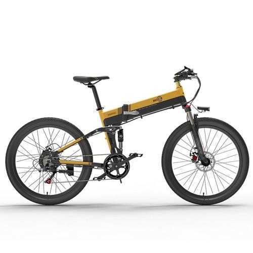 ezior-x500-pro-26-inch-folding-electric-bike-10-4ah-500w--black-green-1618301460585._w500_ Guida E-Bike Bezior: Bici elettriche Economiche 2021 per ogni Esigenza