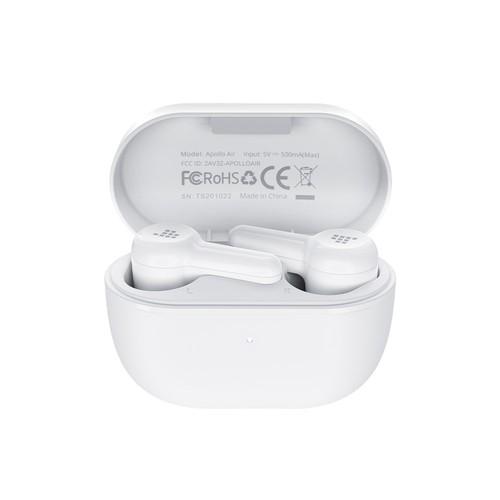 Casque Tronsmart Apollo Air TWS ANC Qualcomm QCC3046 aptX Bluetooth5.2 IP45 - Blanc