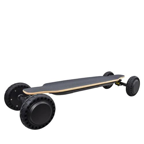 SYL-14 Off-Road Electric Skateboard 2000W x 2 Motor 36V 7.8Ah Battery Max...