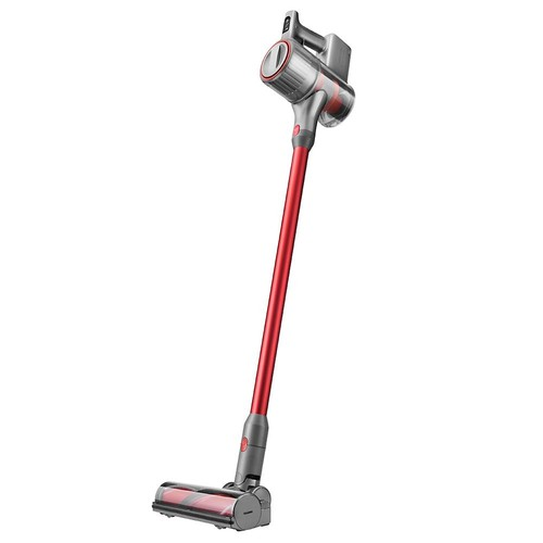 Roborock H7 Portable Handheld Cordless Vacuum Cleaner 160AW 420W Constant Suction 90 Minutes Run Time Fast 2.5_Hour Recharge 99.99% Particle Filtration Support Dust Bag OLED Display With Magnetic Accessories   Space Silver