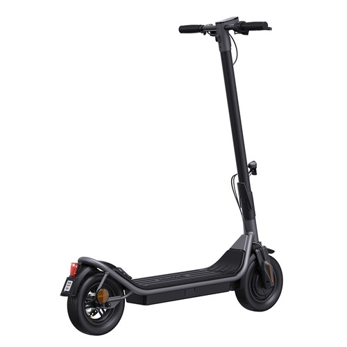 HIMO L2 Folding Electric Scooter 350W Motor 10Ah Battery 10 Inch up to 35km range 25km/h Max speed Dual Brake HD Meter Display - Grey
