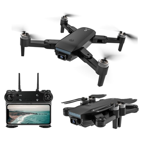 ZLL SG700 MAX 4K Dual Camera GPS 5G WIFI FPV Optical Flow Positioning Brushless RC Drone  One Battery with Bag Coupon Code and price! - $50