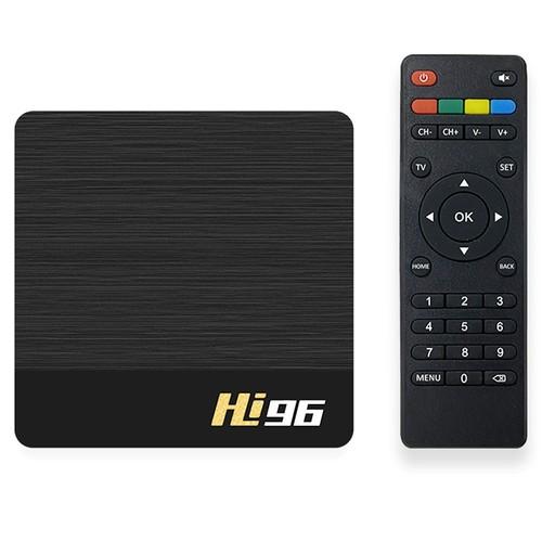 Hi96 V3 TV BOX Hi3798M V310 64Bit Android 9.0 4K TV Box 2.4G 5G WIFI 100M LAN