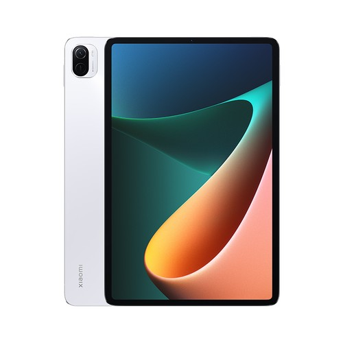 2021 New  Xiaomi Mi Pad 5 CN Version 11 inch 2.5K LCD Screen Snapdragon™ 860 CPU 6GB LPDDR4X  128GB UFS 3.1 Android Tablet PC 4_speaker Dolby Vision surround sound 8720mAh Battery  White