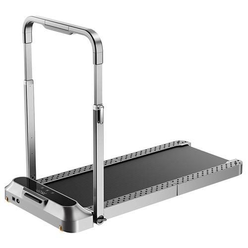 KingSmith WalkingPad R2 Treadmill Smart Folding Walking and Running Machine Outdoor Indoor Fitness Exercise Gym Alternative APP Intelligent Foot Step Speed Control LED Display  Black