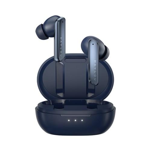 Haylou W1 Qualcomm QCC3040 Bluetooth 5.2 Earphones, aptX  AAC  SBC, Qualcomm aptX Adaptive,  Knowles Balanced Armature Driver  Blue