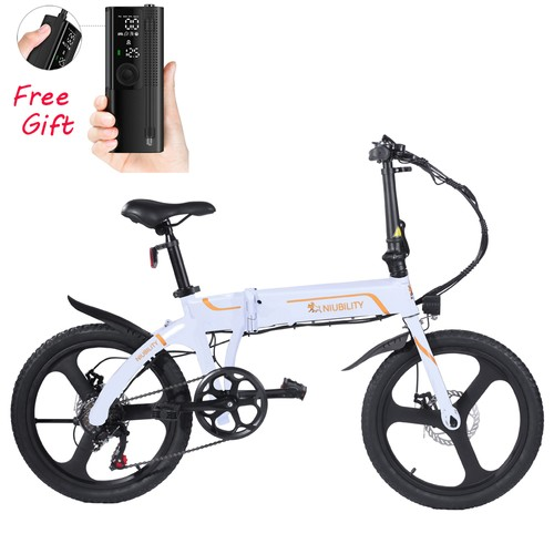 niubility-b20-electric-mopod-folding-bike-350w-motor-10-4ah-white-1630398749087._w500_ Offerta Niubility B20 a 634€, E-Bike Pieghevole 2021 da 42V