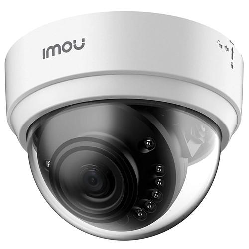 Dahua IMOU Dome Lite WiFi Security Camera 1080P HD Night Vision H.265 Compression Home Company Security Monitor - White