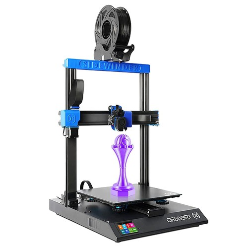 Artillery Sidewinder X2 3D Printer 300*300*400mm 95% Pre_Assembled Dual Z System TFT Touch Screen