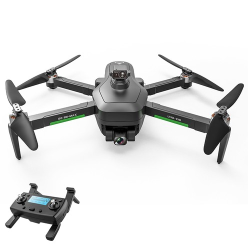 ZLL SG906 MAX1 Beast 3  4K 5G WIFI 3KM FPV with 3_Axis Gimbal Obstacle Avoidance Brushless RC Drone  One Battery with Bag