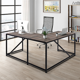 Corner computer desk, desk with shelf, desk with storage cabinet and more, from only $64.99