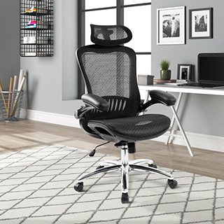 Find yourself the most comfortable chair with adjustable swivel barrel for extra comfort