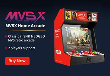 Máquina recreativa SNK MVSX