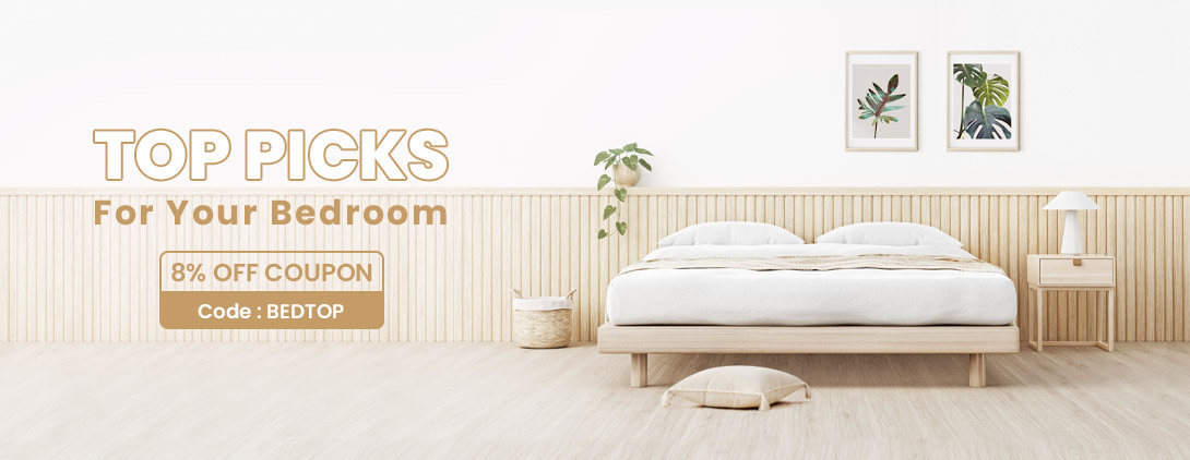 Top Picks for Your Bedroom