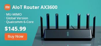 Router Xiaomi AIoT
