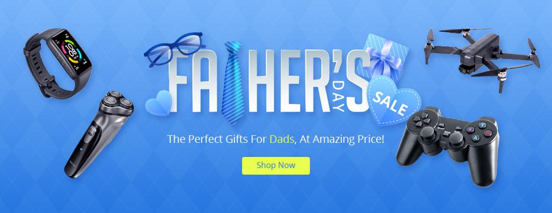 Πώληση για την Ημέρα του Πατέρα