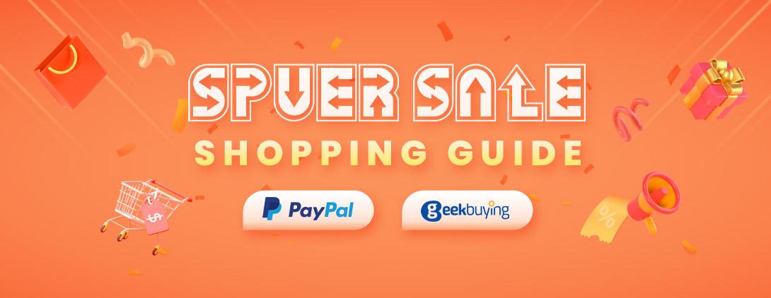 Super Sale-winkelgids