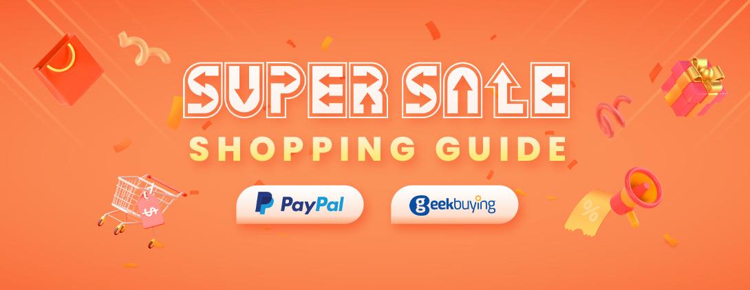 Super Sale Shopping Guide