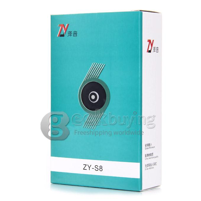 S8 Mini Bluetooth Wireless Sport Headset Headset Stereo Ohrhörer Kopfhörer für iPhone SAMSUNG Schwarz + Silber