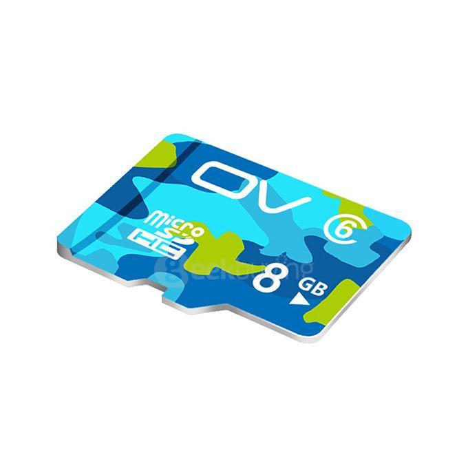 OV 8GB Micro SD Speicherkarte Class6 Speicherkarte