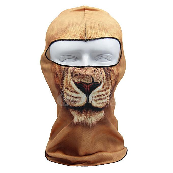 Outdoor Sport Thin 3D Animal Cycling Ski Hat Balaclava Motorcycle Full Face Mask