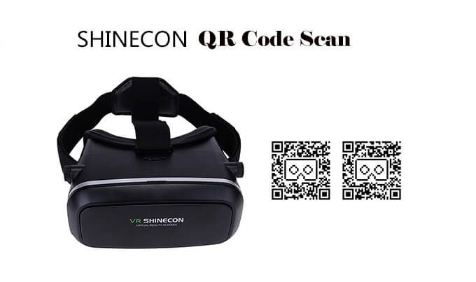 Vr Shinecon 3d Virtual Reality Vr Headset