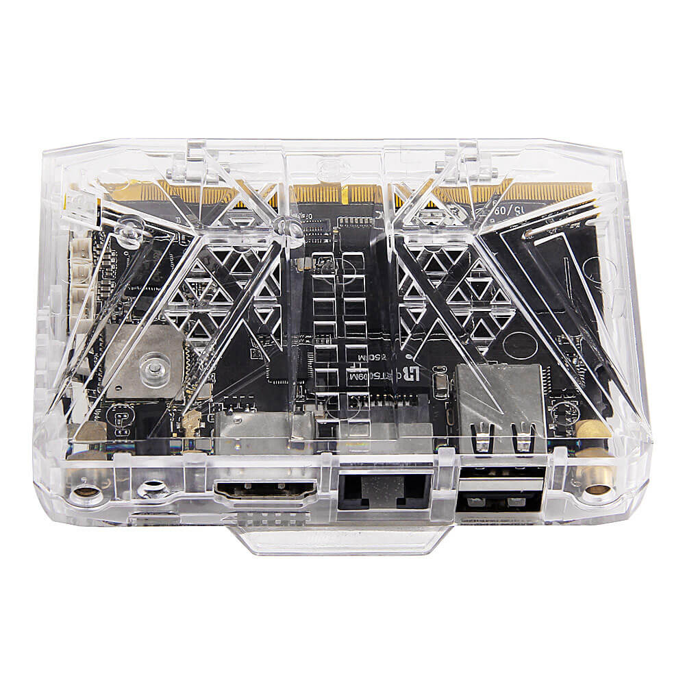 Crystal Case for Geekbox
