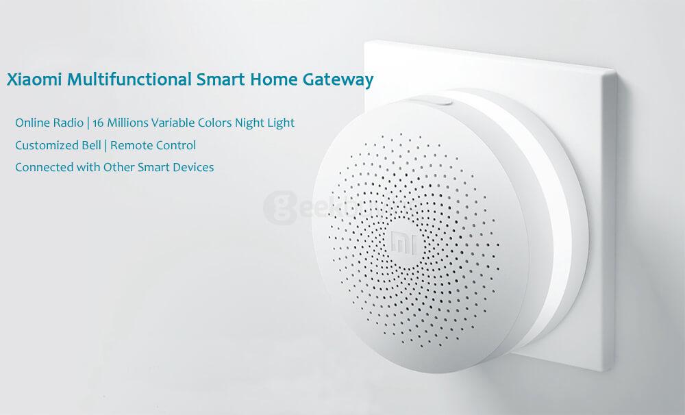 Mi Multi-Function Gateway (White) CN