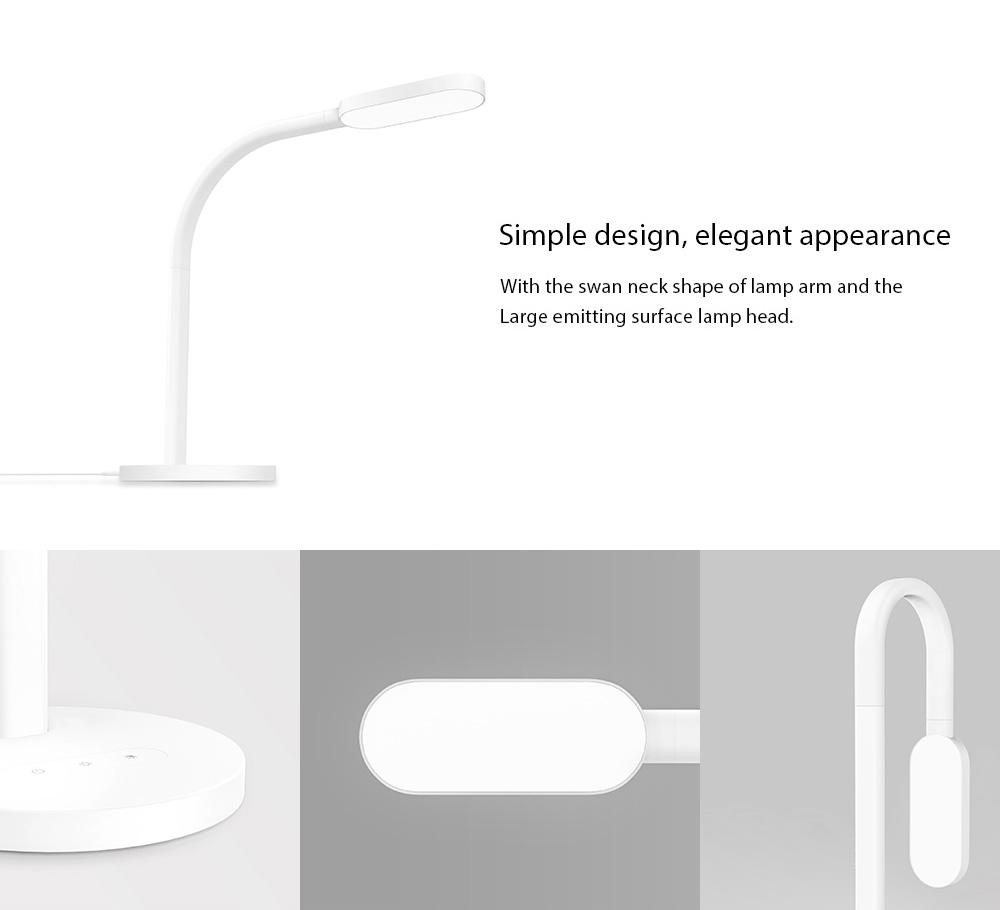 Xiaomi Yeelight Portable LED Desk Lamp White