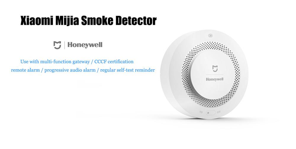 Xiaomi Mijia Honeywell Fire Alarm Detector Photoelectric Smoke Sensor Reminder