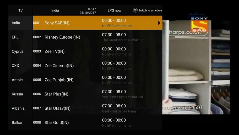 GTMEDIA GTC DVB-T2/S2/C ISDB-T S905D DDR4 2GB eMMC 16GB 4K TV BOX Support  Cccam Newcam Powervu Biss Key