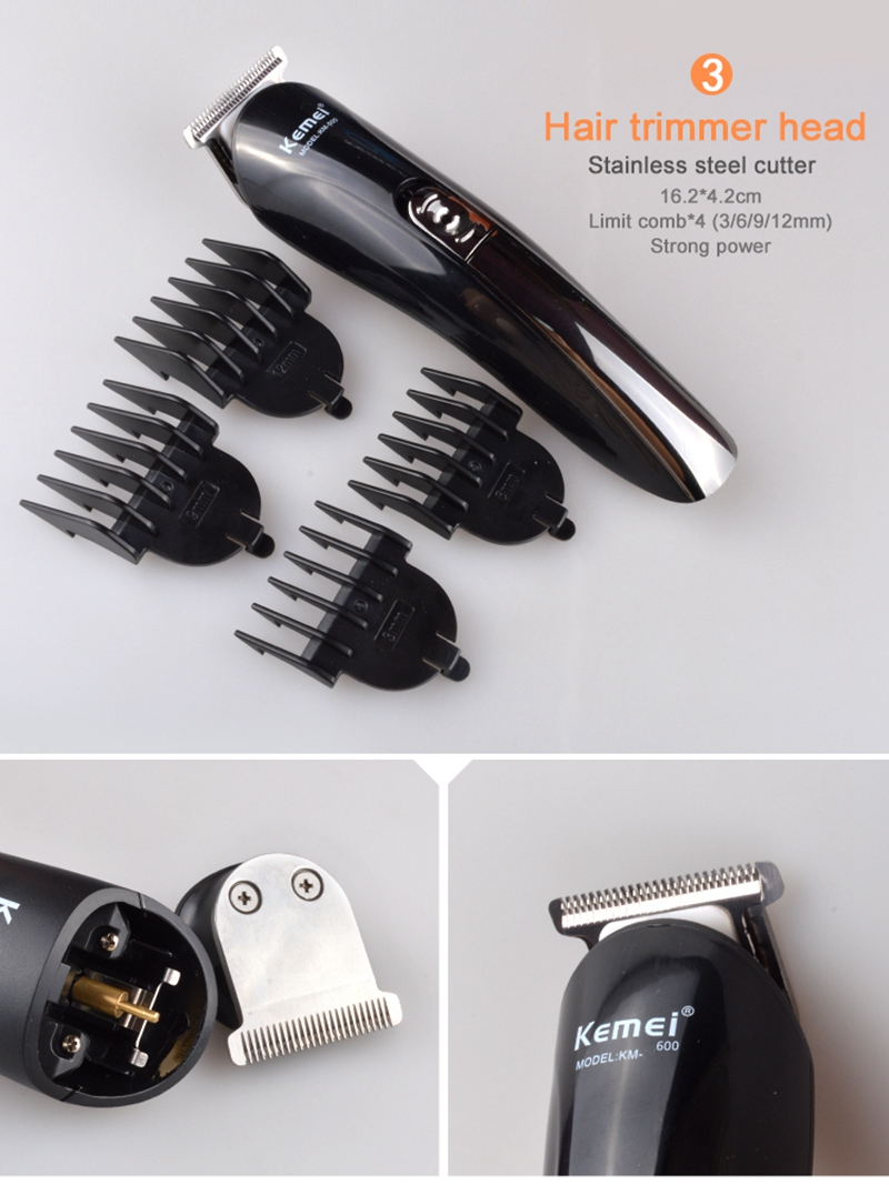 Kemei profesjonalna suszarka do włosów maszyna elektryczna