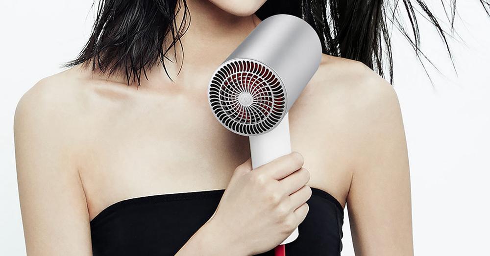 Secador de pelo Xiaomi SOOCAS Anion blanco