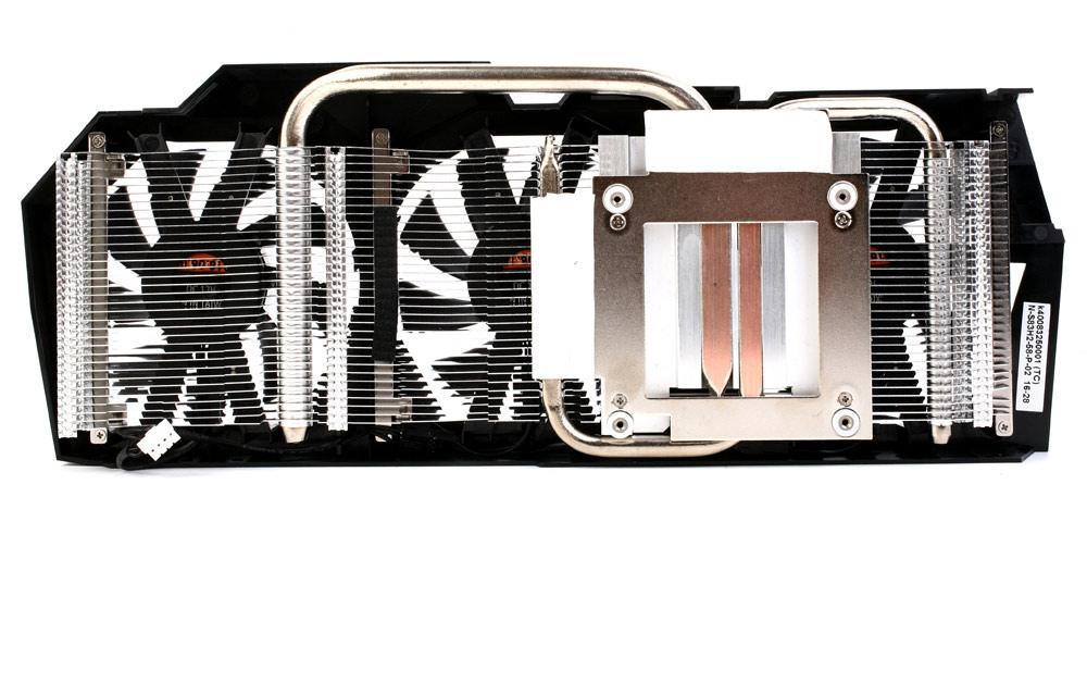 Colorful iGame GeForce GTX1060 U-TOP-6G Video Graphics Card 1506-1708MHZ  6GB GDDR5 8Gbps/192Bit 3DP+HDMI+DVI - Black