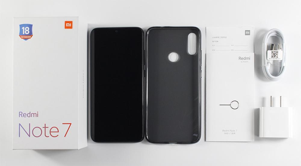 Xiaomi Redmi Note 7 6.3 Inch 3GB 32GB Black