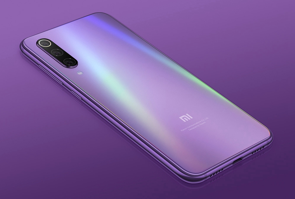 Xiaomi Mi 9 SE 5.97 Inch 4G LTE Smartphone Snapdragon 712 6GB 64GB 48.0MP+8.0MP+13.0MP Triple Rear Cameras MIUI 10 In-display Fingerprint NFC Fast Charge - Gray