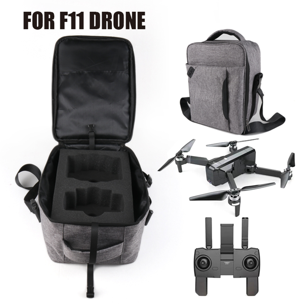 Waterproof Storage Bag Carrying Case For SJR//C F11 Folding Quadcopter Drone