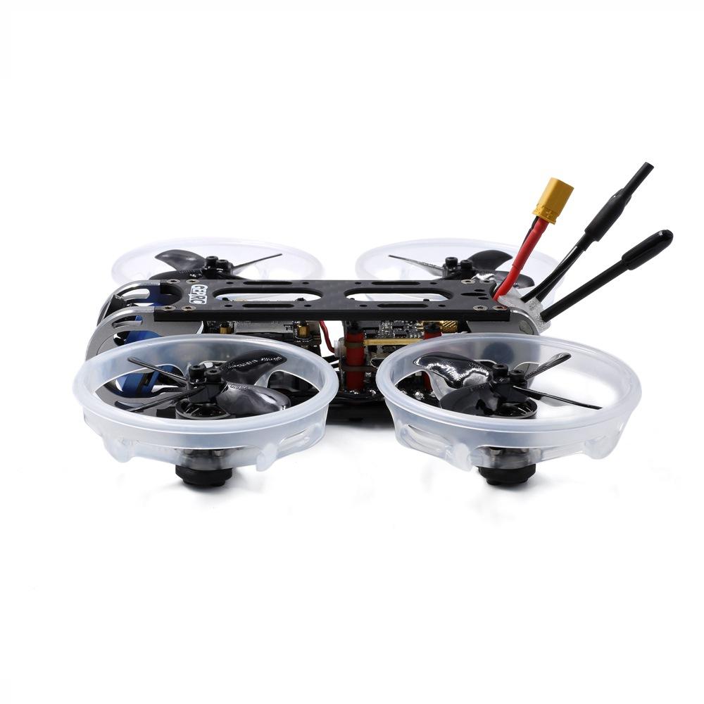 Geprc CinePro 4K FPV Racing Drone With F405 FC 2-5S 30A ESC 5.8G 48CH 500mW VTX Caddx Tarsier Cam BNF - TBS Crossfire Nano Receiver