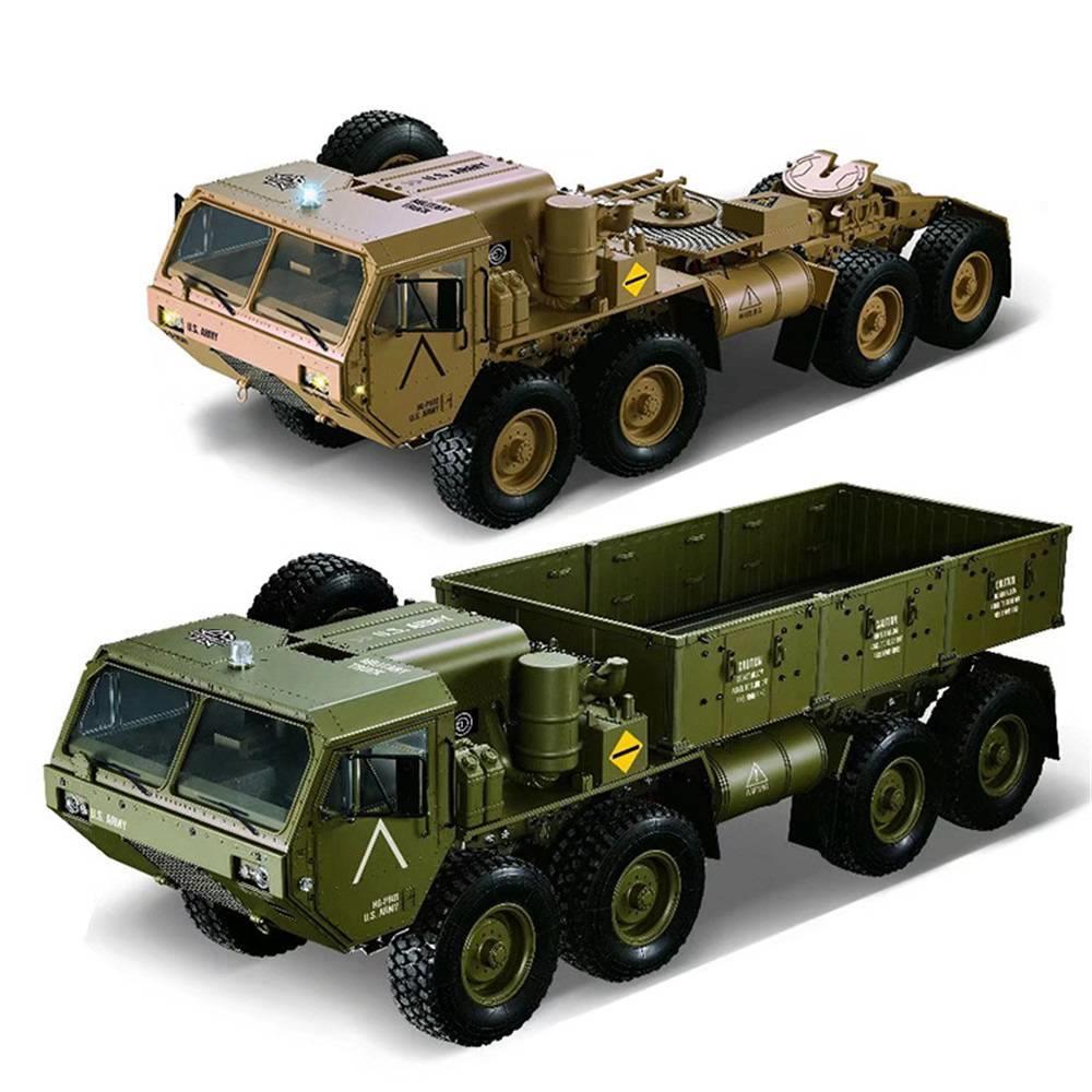 1//12 2.4G P801 P802 8*8 Military Truck Car HG RC DIY Parts LED Light Set