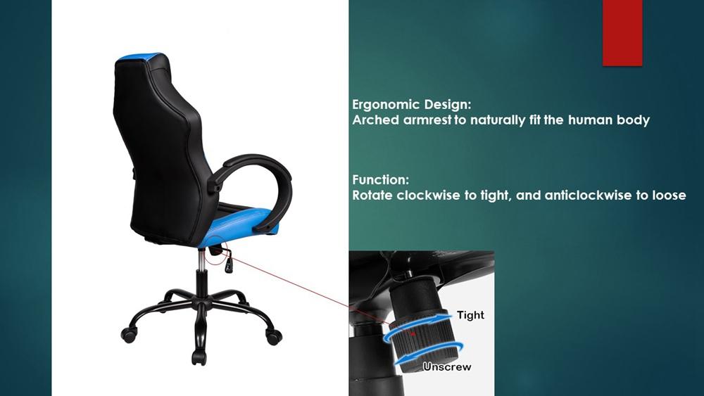Feltalálták az örökmozgó irodai széket